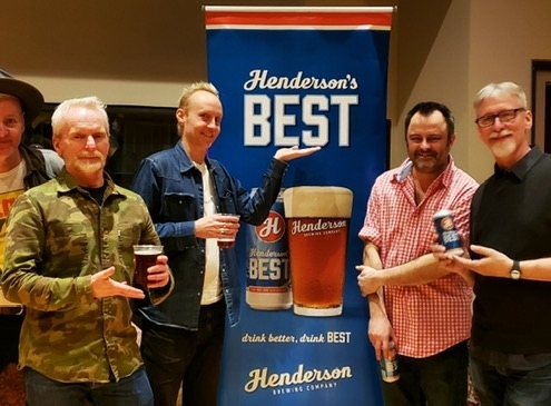 The Lowest of the Low at Henderson's Brewery