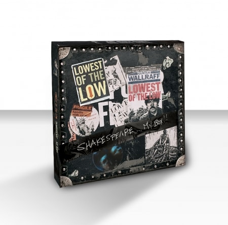 Shakespeare My Box: Boxed vinyl collection