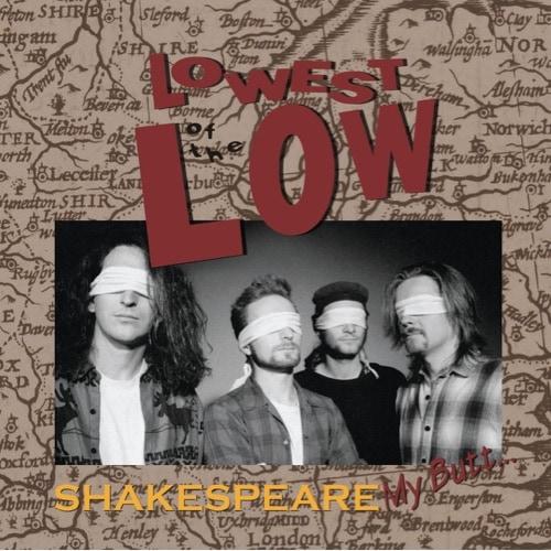 Album Cover - Shakespeare My Butt